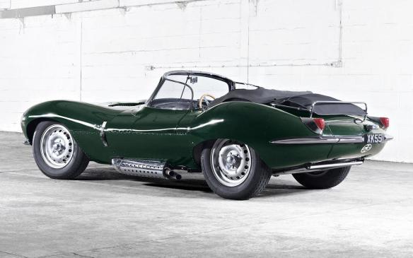 <p>Jaguar XKSS</p>