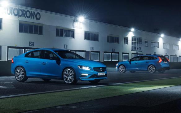 <p>Volvo S60 and V60 Polestar</p>