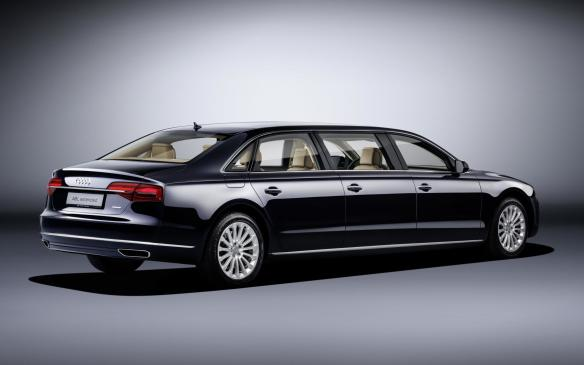 <p>Audi A8 extended</p>