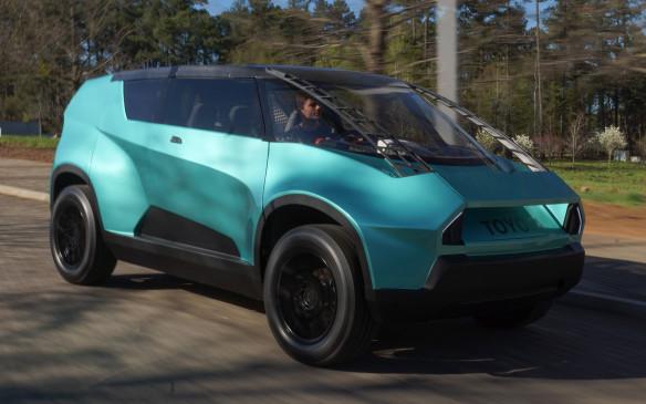 <p>Toyota uBox concept</p>