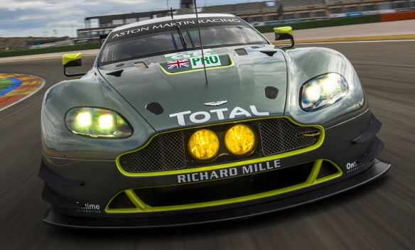 <p>Aston Martin V8 Vantage GTE</p>