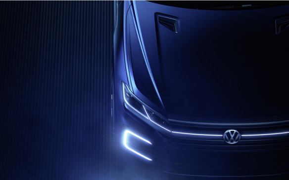 <p>VW Concept SUV</p>