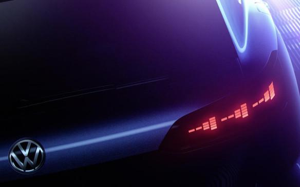 <p>VW Concept SUV taillights</p>