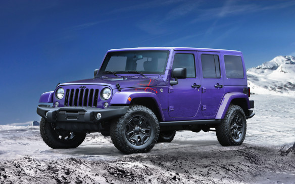 <p>Jeep Wrangler Unlimited</p>