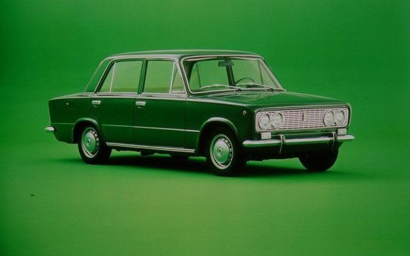 <p>The boxy Fiat 124 wasn't really a bad car. Indeed, its mechanical specs – coil-spring rear suspension, four-wheel disc brakes, available twin-cam engine and five-speed gearbox – were unusually advanced for a 1960s econobox. The biggest knock against the 124 is the car it beat into second place: the BMW 1600. The 1600 was the seminal compact sport sedan that evolved into the 2002 and truly put BMW on the map. The 124's main contribution to posterity? Fiat licenced the design to Russia, which turned it into the VAZ-2101, better known in export markets as the Lada 1200.</p>