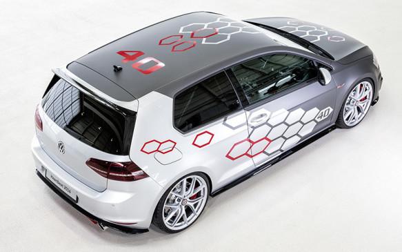 <p>Volkswagen GTI Heartbeat</p>