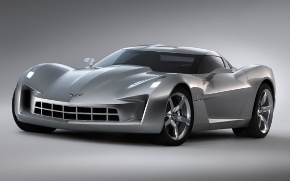 <p>Chevrolet Corvette Stingray Concept</p>