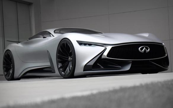 <p>Infiniti Concept Vision GT</p>
