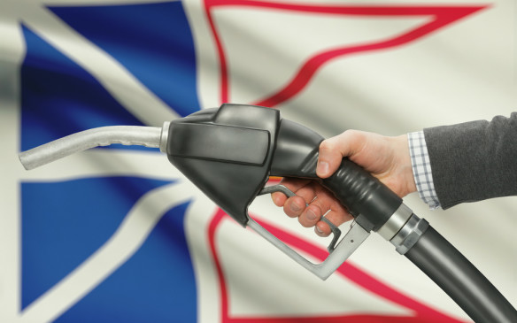 <p><em>Fixed Federal tax - $0.10;  Fixed Provincial tax - $0.165;  Sales Tax (HST) – 13.0%  </em></p> <p><em>Current retail price - $1.042/litre;  Total tax - $0.385/litre (36.9%)  </em></p> <p>Despite having several offshore oil platforms that supply it with crude, Newfoundland has some of the highest pump prices in the county. Its total tax rate only trails the provinces of BC, Nova Scotia and Quebec, and it's about to get bigger. It's fixed tax of 16.5 cents/litre is the highest in the country and on July 1, 2016, the provincial sales tax rate will rise by 2.0%, increasing the HST rate to 15.0%.  </p> <p>Newfoundland's refinery in Come by Chance, which is located on the Avalon Peninsula on Placentia Bay, is able to handle a modest 115,000 barrels of oil a day. And like the other Atlantic provinces, its market prices are valued on the NYMEX exchange.</p> <p> </p>