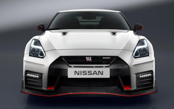<p>2017 Nissan Nismo GT-R</p>