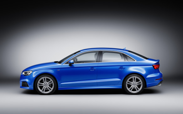 <p>In Canada, the current A3 lineup starts at $31,600 and rises to $45,400, though all the available options can add considerably to those prices.</p>