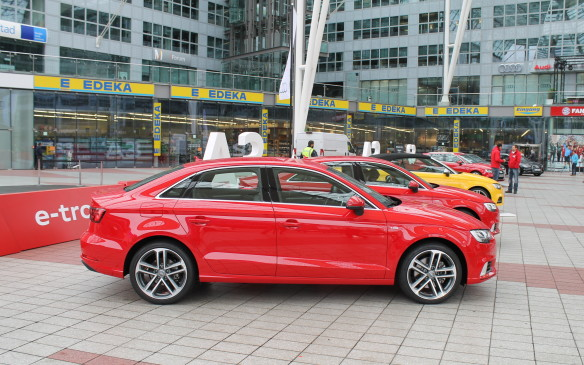 <p>We went to Munich to drive the new cars and find out what the differences are – and if they improve the current generation. All have four-cylinder turbocharged engines, though we won't get any diesel-powered versions in North America. Nor will we get a number of other features and technologies available in other markets for the new A3.</p>