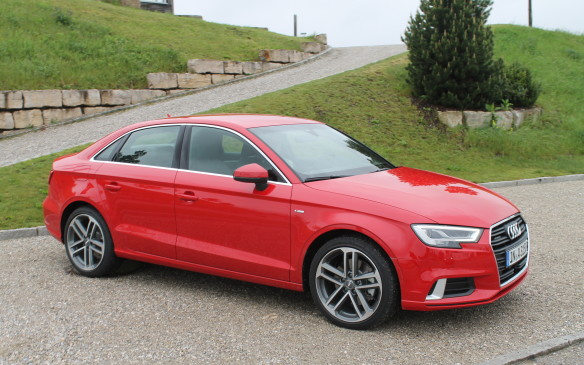<p>All the other A3s coming to Canada have the same six-speed transmissions as before. We'll also get the more powerful A3 and cabriolet A3, both as Quattro AWD and with the existing 220 horsepower engine.</p>