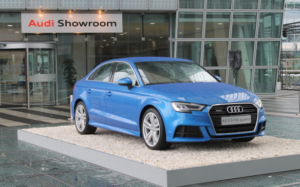 <p>Audi has refreshed its compact A3 for 2017 and there'll be five different models coming on sale in Canada this September. </p> <p>Words and pictures by Mark Richardson</p>