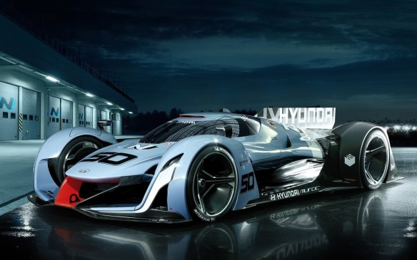 <p>Hyundai N 2025 Vision GT</p>