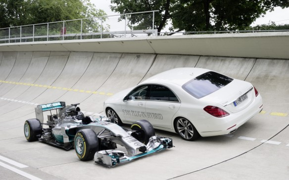 <p>While there is a big focus on electric and electrified vehicles these days, Mercedes says the combustion engine is here to stay for quite a while as well, with further advances allowing it to remain competitive in both cost and efficiency. Some of those developments will include particulate filters for gasoline engines and further advances in clean diesel combustion, along with accompanying electrification across the board and 48-volt electrical systems – all of this in the next 18 months.</p>