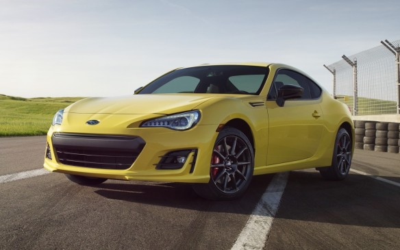 <p>2017 Subaru BRZ Series.Yellow</p>