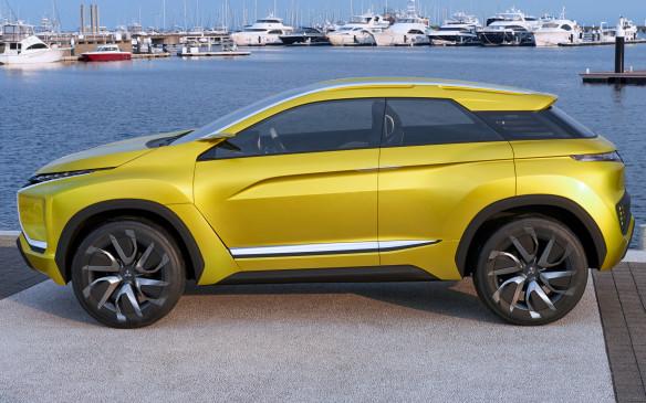 <p>Mitsubishi eX Concept</p>