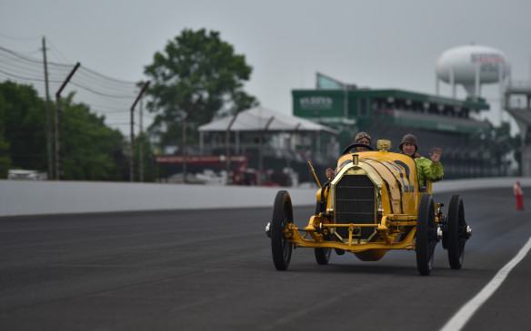 <p>The biggest race of the year at the Indianapolis Motor Speedway, in terms of entries at least, is for vintage race cars. By Gerry Malloy</p>