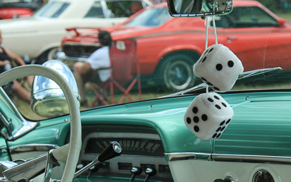 <p>20th annual Lang Pioneer Village vintage car show features diversity of old autos. Words and photos by Gerry Malloy</p>