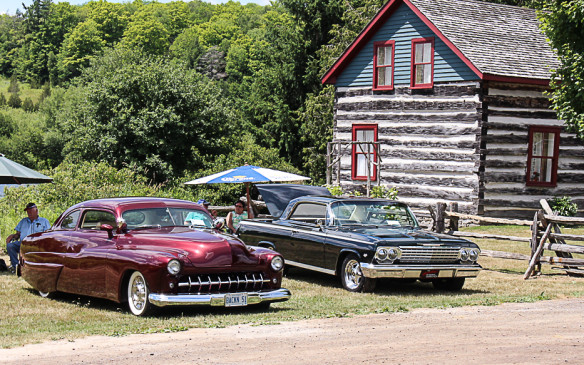 <p>Proof of point: the twentieth annual Lang Pioneer Village vintage car show, near Keene in Canada's south-central Ontario region, had plenty of the usual fare, but it also featured a broad array of interesting vehicles just a little out of the collector car mainstream. Here's a look at some of them.</p>