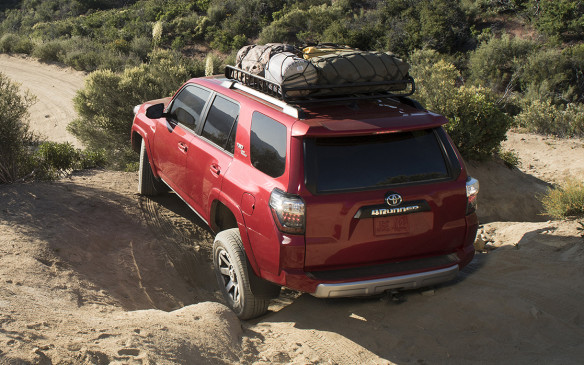 <p>While we didn't get to drive a 4Runner TRD Pro this time, based on prior experience we can vouch that its off-road capabilities are every bit as impressive as those of its pickup truck siblings.</p>