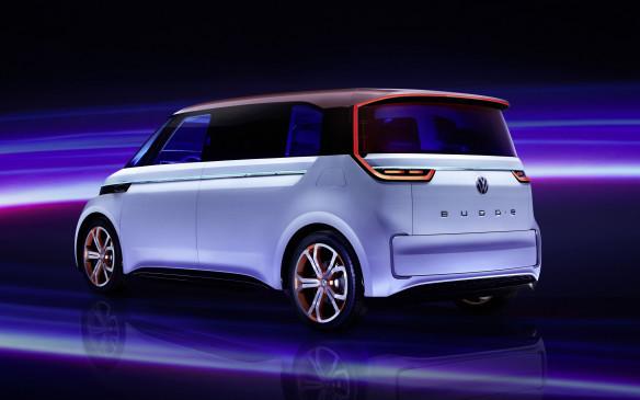 <p>Volkswagen Budd-e</p>