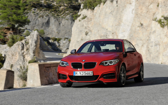 <p><strong>Highest-ranked Small Premium Car: BMW 2 Series.  </strong></p> <p>Runners-up: Mercedes-Benz CLA-Class and Audi A3</p>
