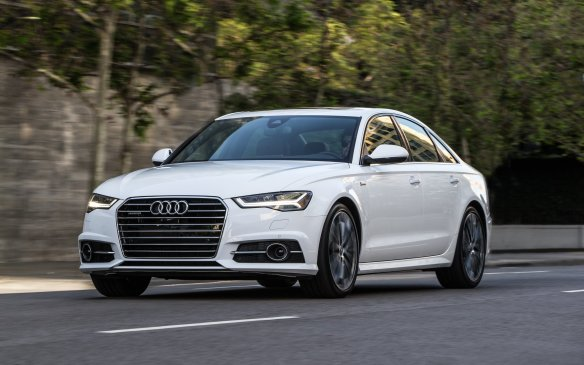 <p><strong>Highest-ranked Mid-size Premium Car: Audi A6.  </strong></p> <p>Runners-up: Lexus GS and Audi A7</p>