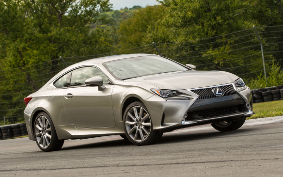 <p><strong>Highest-ranked Compact Premium Car: Lexus RC.</strong></p> <p>Runners-up: BMW 4 Series and BMW 3 Series</p>