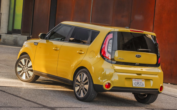 <p><strong>Highest-ranked Compact MPV: Kia Soul.</strong></p> <p>No other model in the segment outperformed the segment average.</p>