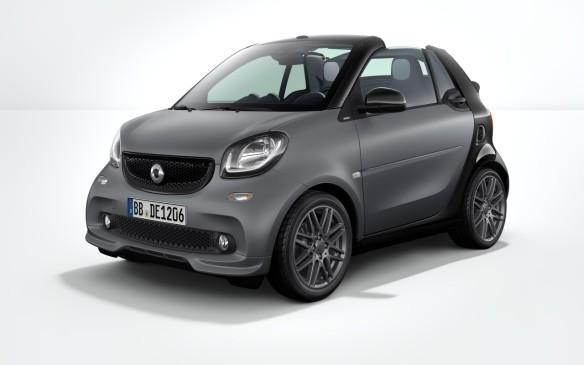 <p>Brabus Smart Fortwo Cabrio</p>