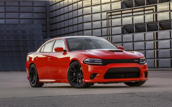 <p>2017 Dodge Charger Daytona 392</p>