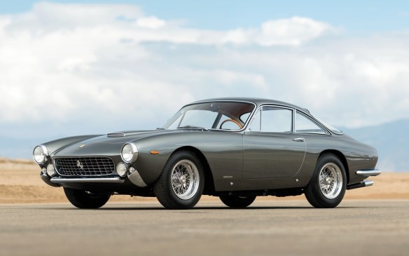 <p>Back among the Ferraris, this 1963 Ferrari 250 GTL Berlinetta Lusso by Scaglietti broke through the $2-million barrier, selling for $2,090,000 (USD).</p>