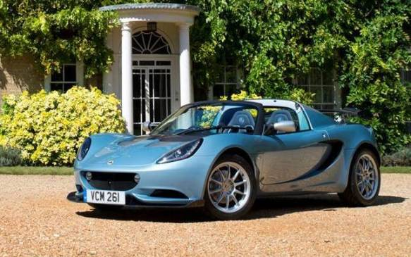 <p>Lotus Elise 250 Special Edition</p>