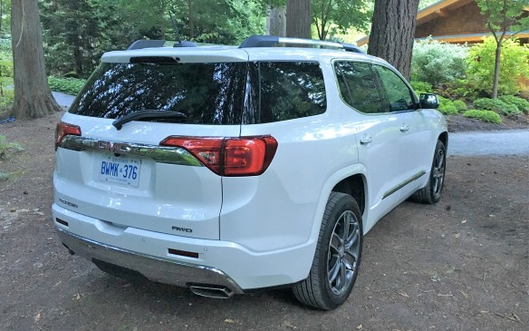 <p>The 2017 iteration of the GMC Acadia is not simply a refreshing of the previous model – it's been given a total makeover from the ground up. GMC engineers and designers have taken a clean-sheet approach in creating this latest Acadia. Other than the name, it shares nothing with its predecessor. Its new architecture results in a vehicle that's lighter, trimmer, more nimble, more technically advanced and more efficient – factors that meet the demands of today's consumers in the mid-size sport utility segment.</p>