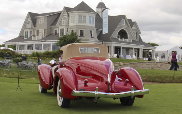 <p>The fourth annual Cobble Beach Concours d'Elegance takes place this weekend, on September 18, 2016. By Gerry Malloy</p>