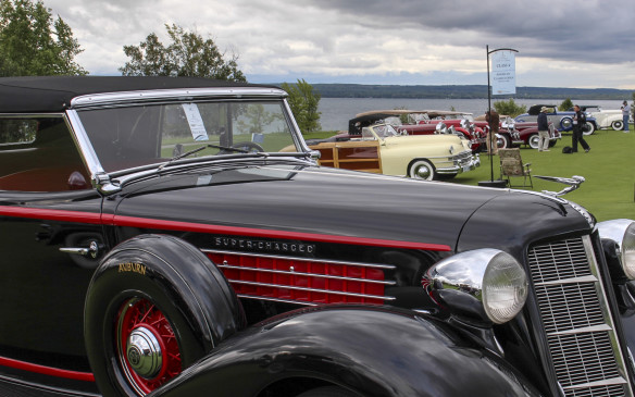 <p>Of course, there will be representatives of the Auburn, Cord, Duesenberg triumvirate – among the most spectacular American cars ever made…</p>