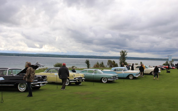 <p>On September 18, more than 100 classics, hand selected from private collections across North America will take part in this extravaganza of excellence, part of a tradition that dates back to 17th century French high-society.</p>