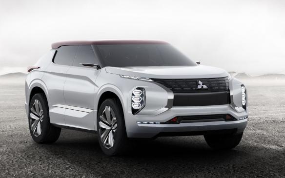 <p>Mitsubishi GT-PHEV Concept</p>