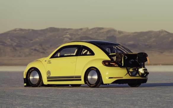 <p>Volkswagen Beetle LSR</p>