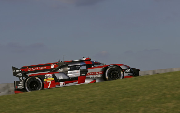 <p>Audi R18 - Circuit of the Americas - 2016</p>