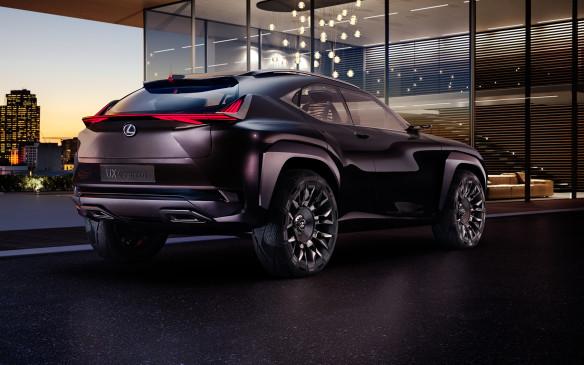 <p>Lexus UX Concept</p>