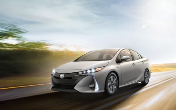 <p>2017 Toyota Prius Prime</p>