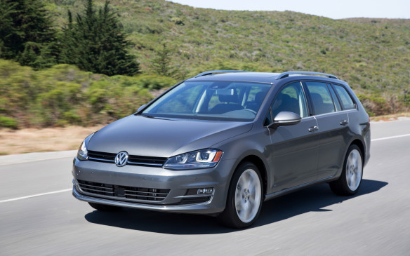 <p>The Alltrack may be the trim that stands out from a marketing perspective, but if you're not planning to do any off-roading and rather just have AWD, you can pickup the Golf Sportwagen with AWD starting at $26,045 in the base Trendline. The same goes for the rest of the trim levels.</p>