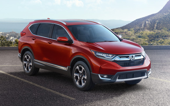<p>A perennial favourite in the vastly popular cute-ute segment, Honda didn't really need to overhaul its bestselling CR-V for 2017, but it did anyway. The new model is genuinely handsome, maybe for the first time, as well as quicker with a capable new 190-hp, 1.5-L turbocharged four-cylinder engine. And it's even more accommodating inside – a surprise, given that the previous CR-V was already stretching the definition of a compact sport-ute. Add to that the usual Honda virtues of a dynamic chassis, compliant ride and minimal body motions. The responsive steering is another treat for drivers who don't wish to pilot a weighty lug of a crossover. Honda is finding its groove again.</p>