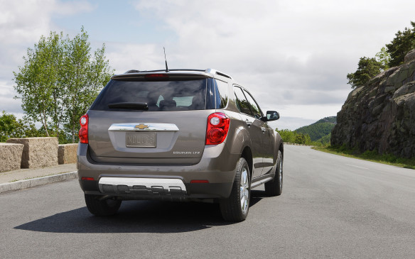 <p>But there's more. The four-cylinder Equinox/Terrain is notorious for chugging or jerking badly; eventually the engine can destroy itself when the timing chain stretches and jumps the gear teeth. Plenty of timing chains and camshaft actuators have been replaced outright, sometimes more than once. Again, these deficiencies appear in the four-cylinder engine and not the V6. Problems that haunt all models include short-lived air-conditioning condensers and batteries, poor shifting transmissions, worn hub assemblies, sagging headliners and premature tailgate rust.</p>