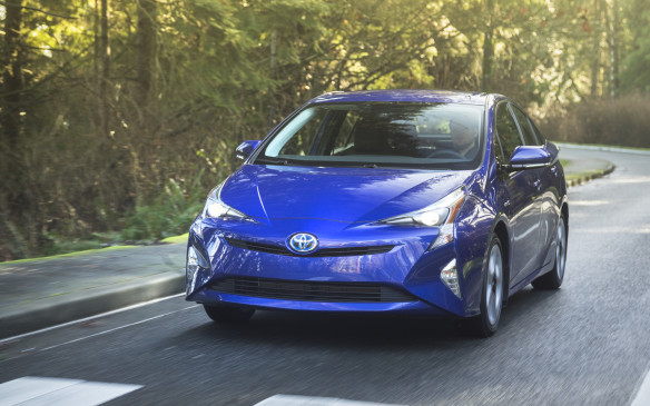 <p>The Toyota Prius Technology is the mid-trim option for the hybrid that starts at $28,730 and is available exclusively in the metro regions of Toronto, Montreal and Vancouver. This particular Prius comes with its bolder styling, more powerful engine, extremely low fuel economy numbers, plus a whole lot of extra technology.</p>