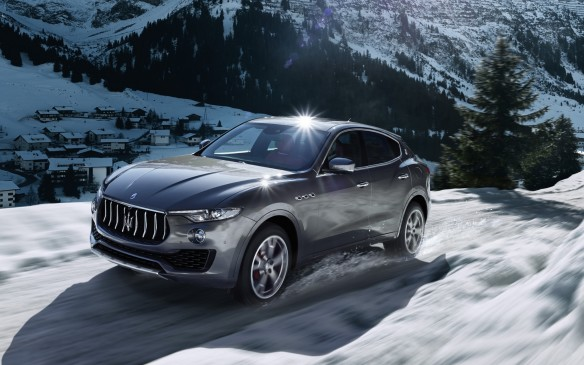 <p>The Levante S is Maserati's single entry at this year's Car of the Year program. Maserati has used a formula to create its sportier SUV with the same coupé lines you'll find in its Ghibli and Quattroporte. It draws plenty of attention thanks to its front concave grille, sleek Bi-Xenon headlights and stellar logo that shines brightly. Inside has a lot of premium touches that's capped off with heightened performance from its twin-turbo, 424-hp 3.0-litre V-6 engine.</p>