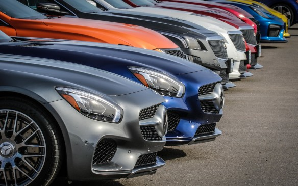 <p>There are 34 vehicles vying for the Automobile Journalists Association of Canada's (AJAC) Car or Utility Vehicle of the Year for 2017. Here's a look at all the contenders.  </p> <p>By David Miller</p>